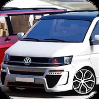 Araba Parketme Volkswagen Transporter Simülatör APK Simgesi