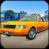 Urban Limo Taxi Simulator APK Simgesi