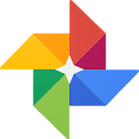 Biểu tượng Google Photos