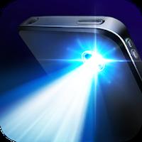 Icono de Linterna LED Súper-Brillante