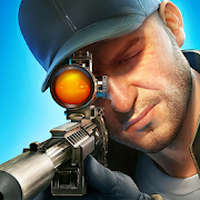 Icône de Sniper 3D Assassin: Free Games