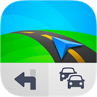 Ikon GPS Navigation & Maps Sygic