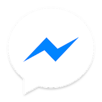 ไอคอนของ Messenger Lite