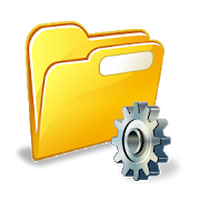 Biểu tượng File Manager (File transfer)