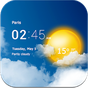 Transparent clock & weather 1.40.21