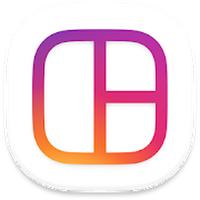 Layout from Instagram Icon