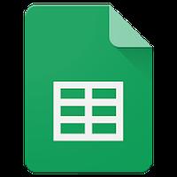 Ikon Google Spreadsheet