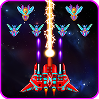 Galaxy Attack: Alien Shooter Simgesi