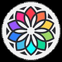 Coloriage pour moi & Mandala