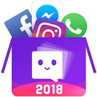 Ícone do MoChat (Clone App) - Clone multi relatos paralelos