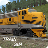 Icono de Train Sim