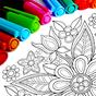 Μαντάλα χρωματισμός σελίδες v9.4.4
