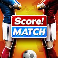 Ícone do Score! Match