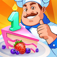 Biểu tượng Cooking Craze - A Fast & Fun Restaurant Game