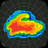 Εικονίδιο του MyRadar Weather Radar