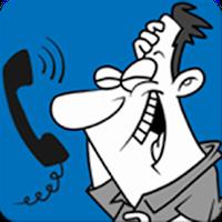 Εικονίδιο του Juasapp - Τηλεφωνικές φάρσες