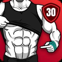 Waschbrettbauch in 30 Tagen - Bauchmuskel-Workout Icon