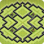 Maps of Clash of Clans 2017 1.0