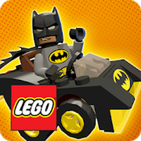 LEGO® DC Mighty Micros - free Batman™ racing game icon