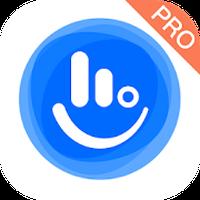 ABC Klavyesi - TouchPal Emoji , etiket ve temaları Simgesi