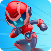 Ícone do apk Rocket Riders: 3D Platformer