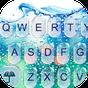 Glass Water Keyboard Theme 6.8.17.2018