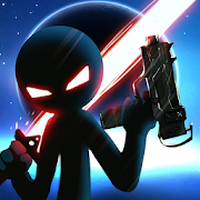 Ícone do Stickman Ghost 2: Galaxy Wars