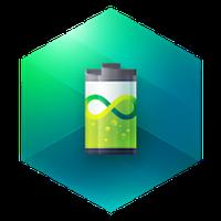 Ikon Kaspersky Battery Life: Saver & Booster