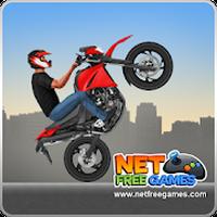 Ícone do Moto Wheelie