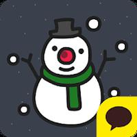 Icono de Winter Story - KakaoTalk Theme