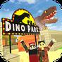 Dino Theme Park Craft: Công viên khủng long game 1.4-minApi19
