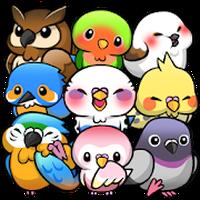 Ikon Bird Life  -Burung Hidup -