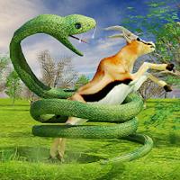 Anaconda Yılan Simülatörü APK Simgesi