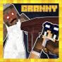 Granny в майнкрафт 2.3.1 APK