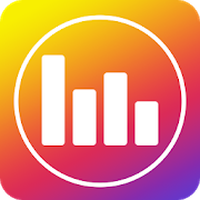 Biểu tượng Followers & Unfollowers Analytics for Instagram