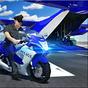 경찰 비행기 운송 자전거 1.3