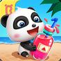 Tienda de jugos del Panda Bebé 8.25.10.00