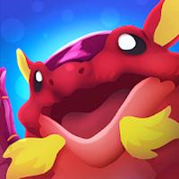 Ícone do Drakomon - Battle & Catch Dragon Monster RPG Game