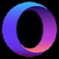 Ícone do Opera Touch: um browser novo e rápido com Flow