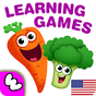 FUNNY FOOD 2! Kindergarten Learning Games for Kids 1.2.5.68