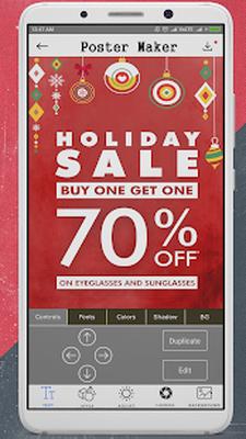 poster maker flyer maker banner android free download poster