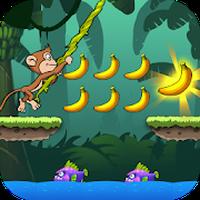 Banana Monkey - Banana Jungle APK icon