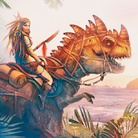 ARK Survival Island Evolve 3D Pro Simgesi