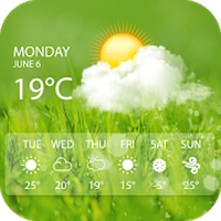 Icono de Weather - unlimited & realtime weather forecast