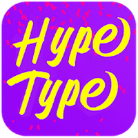 Hype Type Animated Text Videos Hint APK Icon