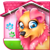 Pet Puppy House Decoration icon