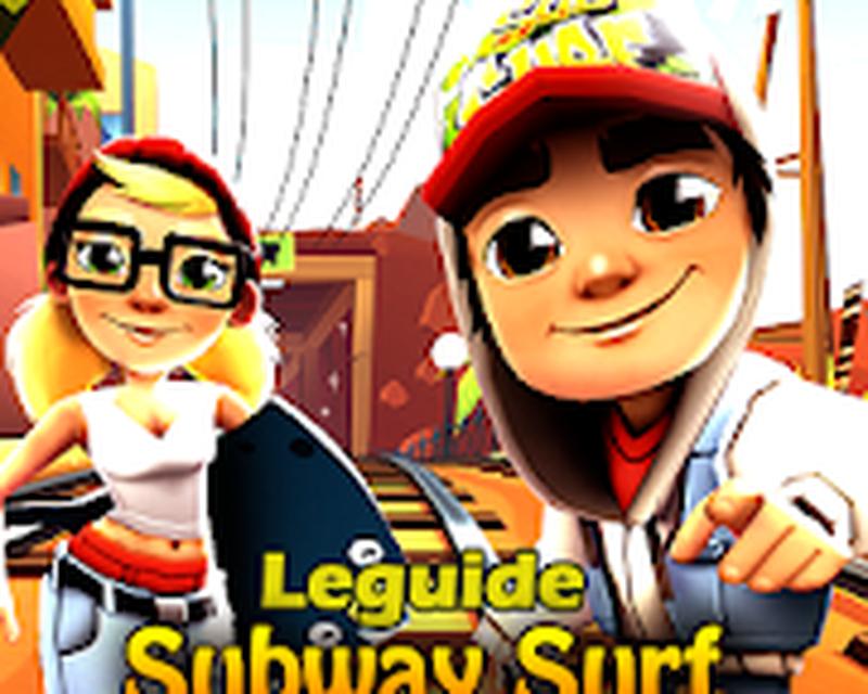 subway surfer runner