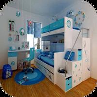 Bel design della camera da letto per bambini 2.0 download ...