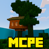 Find the Button MCPE Map apk icon
