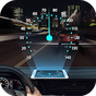 Speedometer: Car Heads Up Display GPS Odometer App 2.1